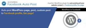 AccessPress Facebook Auto Post – Facebook Auto Post WordPress Plugin