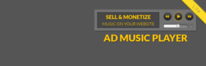 Ad Music Player Lite