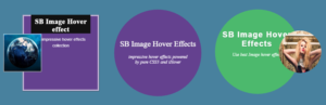 Image Hover Effects – SB Caption Hover Effects colección
