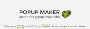 Popup Maker – Popup Forms, Optins & More
