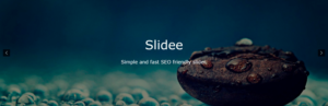 Slidee – simple y rápido deslizante amigable SEO
