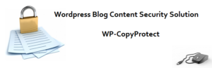 WP-CopyProtect [Protect your blog posts]