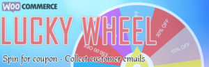 WooCommerce Lucky Wheel – Spin a Sale