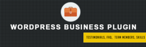 WordPress Business Plugin