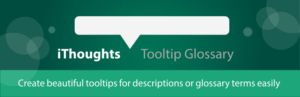 iThoughts Tooltip Glosario
