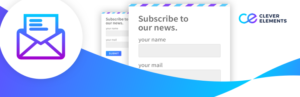 Clever Elements email marketing para WordPress