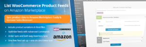 Enumere el feed de productos de WooCommerce a Amazon Marketplace