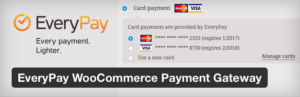 EveryPay WooCommerce Payment Gateway