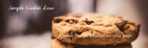 Ley de cookies simple