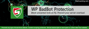 WP BadBot Protection