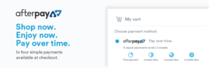 Afterpay Gateway para WooCommerce