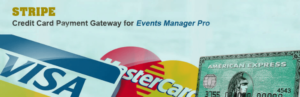 Stripe Gateway para Events Manager Pro