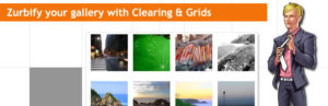 Zurb Foundation 5 Clearing Gallery